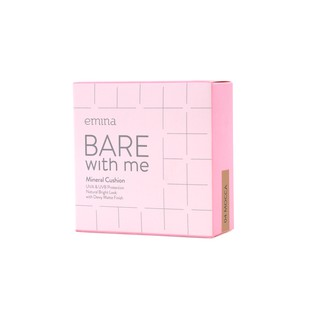 Emina Bare With Me Mineral Cushion #5