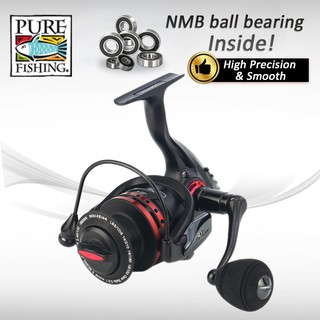 Catzon® Carbon Drag 19KG metal Spinning 13+1BB 5.5:1 carp fishing reels baitcasting wheel pescaXM
