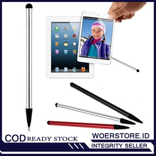 COD √ Capacitive Pen Touch Screen Stylus Pencil Tablet For iPad Phone Samsung PC
