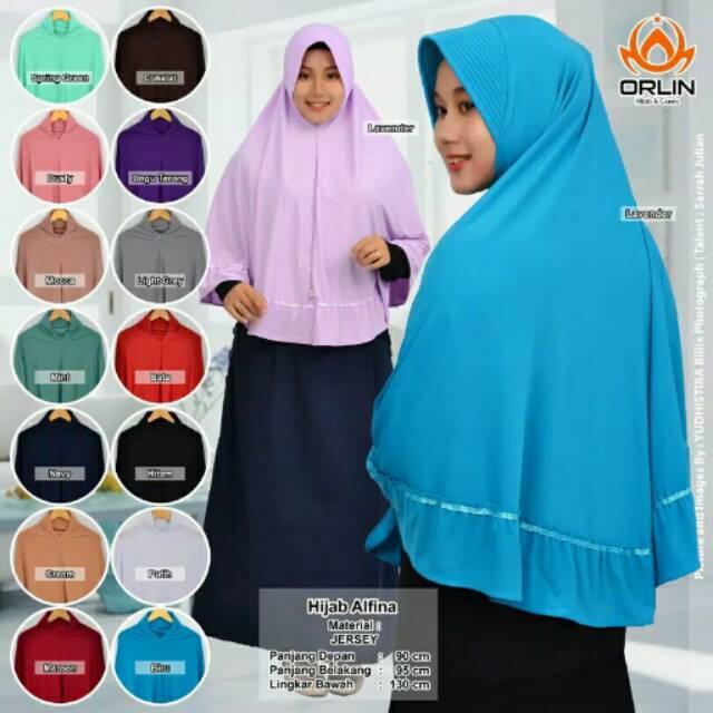 hijab bergo syar i