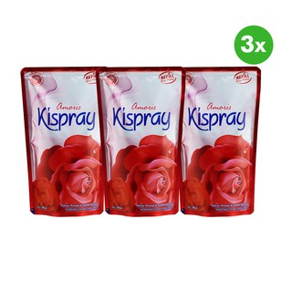 Kispray Refill Pouch Amoris - 3 pcs