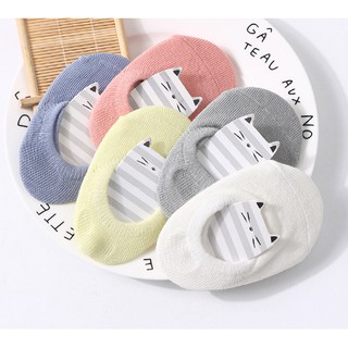 Kaos Kaki Anak Korea Baby Ankle Cotton Socks