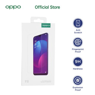 OPPO F11 Original Tempered Glass [OPPO Official Accessories]
