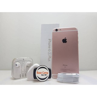 HARGA MURAH HP ORI iPhone 6s Plus 16gb Rose Gold Fullset Second Original