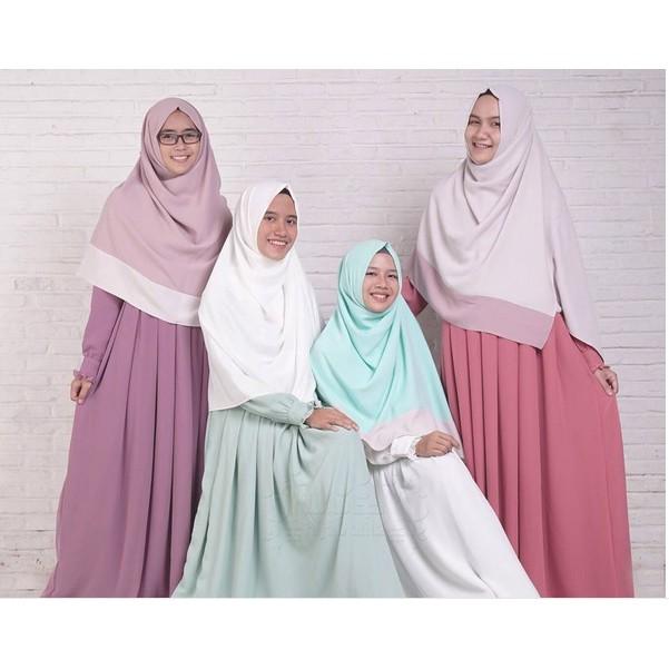 New Gamis Shaffiya Hijab Alila