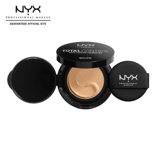 NYX Professional MakeUp Total Control Mesh Cushion Foundation Make Up - Shell