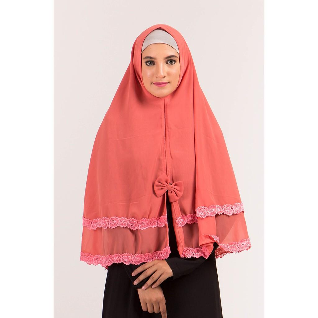 Promo | Gareu Hijab / Jilbab Bergo Muslimah Wanita – GMA 8114 Fashion|Murah |Diskon