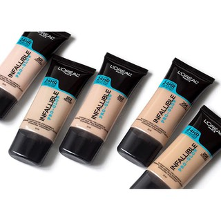 LOREAL INFALLIBLE PRO GLOW FOUNDATION