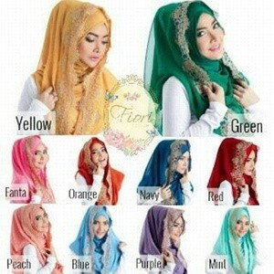 Jilbab Deeja KD Premium / Jilbab Hoodie Deeja KD / Fiori KD / Fiory KD