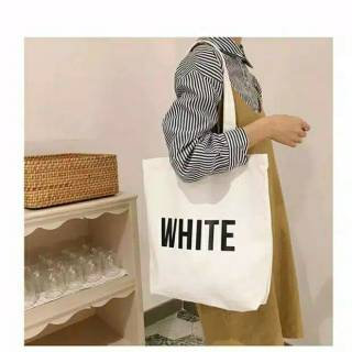 pt.yangguangtrading - blueray168 - TOTE BAG T09 COLOUR TOTE BAG KANVAS TAS TOTE SIMPLE