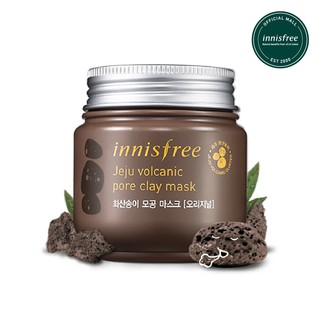 [innisfree] Jeju Volcanic Pore Clay Mask (Original) 100ML