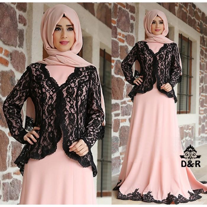 New Branded Dress Asmiranda 3In1 Dr Baju Muslim Wanita Spandek Salem Barang Bagus!
