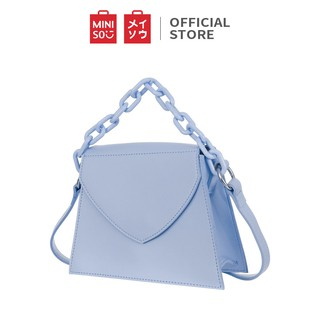 Miniso Official Tas Selempang Rantai Wanita / Sling Bag / Tote Bag / Handbag / Shoulder Bag Pesta
