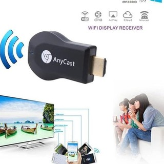 Anycast Dongle HDMI Wireless Wifi M2 Plus / Miracast Connect HP ke TV  motif terkini Terbaru.