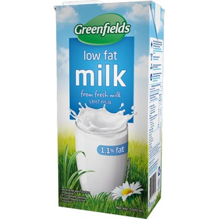 Greenfields Low Fat 1000ml