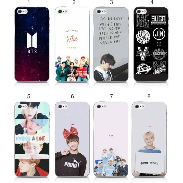 CustomCaseBtsVersionShopeeIndonesia