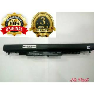 Baterai Battery Laptop Original HP 240 G4 245 G4 250 G4 255 G414-AC000ND 14-AC001NO  HS04 6 Cell
