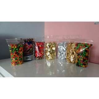 Coklat Delfi Kiloan Ori 250gr (Cha Milk,Treasure Almond/Cookies, Chic Choc, Malt Crunch, Coin Ceres)