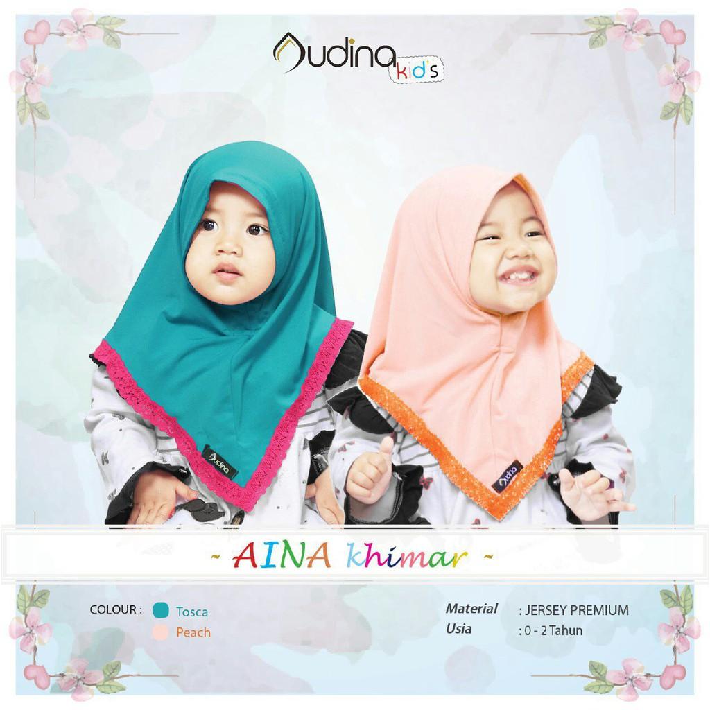 AINA KHIMAR by AUDINA Indonesia (Hijab anak)