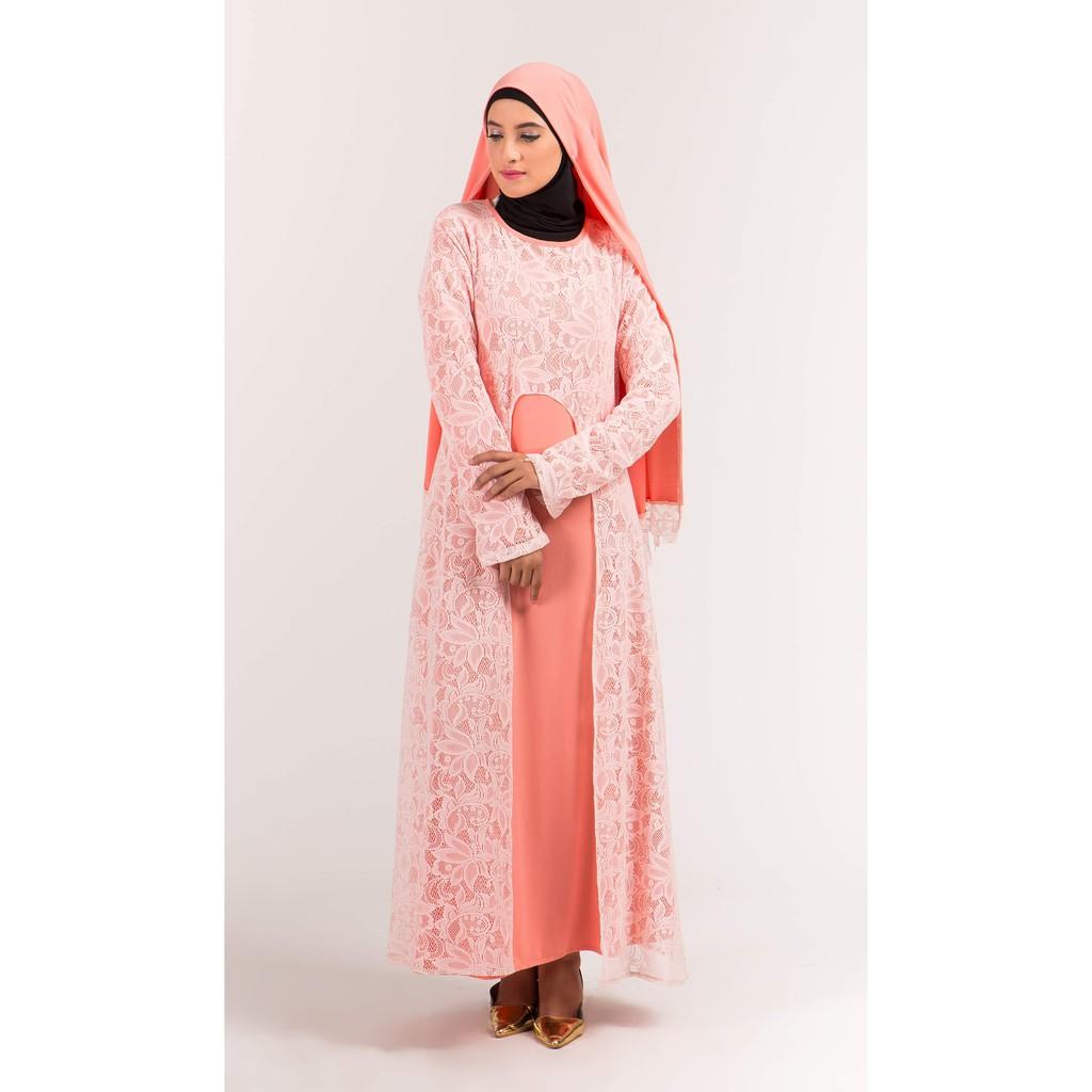 Promo | Gareu Busana Muslim / Gamis Wanita – BHJ 0307 Fashion|Murah |Diskon