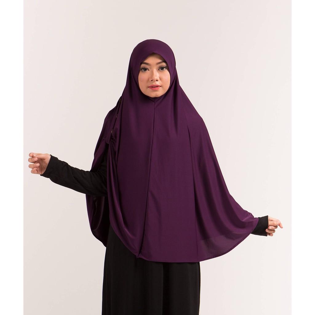 Promo | Gareu Hijab / Jilbab Bergo Muslimah Wanita – GDY 7809 Fashion|Murah |Diskon