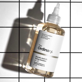 ORIGINAL GUARANTED - the ordinary glycolic acid 7% toning solution (share in bottle)