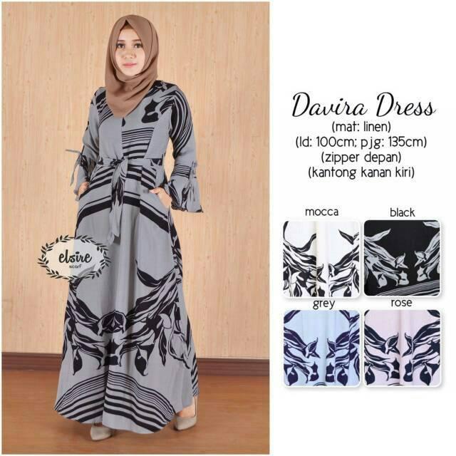 Davira Dress Elsire