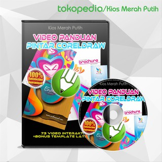 Diskon Video Tutorial Corel Draw Terlengkap KMP Murah