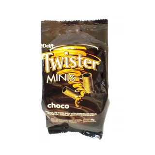 Delfi Twister Chocolate 80gr