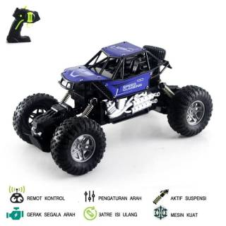Mobil Remote Control Speed Climbing Car Off Road