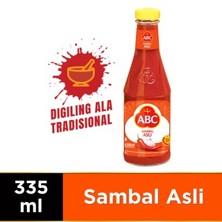 ABC Sambal Asli 335 mL