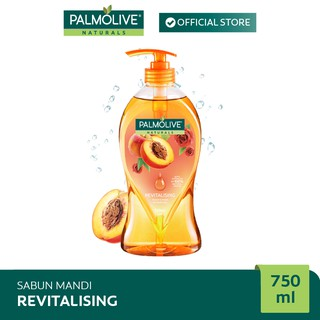 Palmolive Aroma Theraphy Revitalising Shower Gel/Sabun Mandi 750 ml
