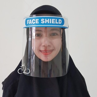 Clouwny - Face shield - alat pelindung