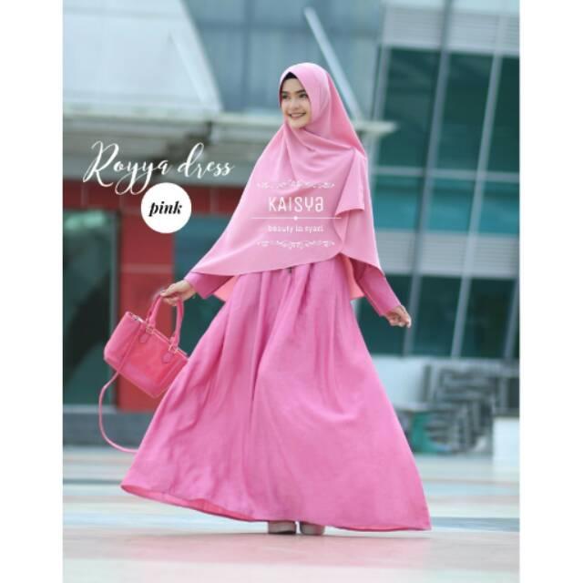 Royya dress by kaisya PINK