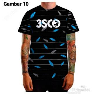 Kaos distro 3secon