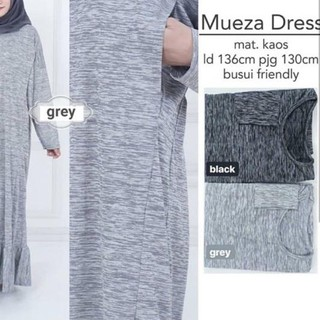 zdw-256 [1 KG = 3 PCS] SELENA DRESS BUSUI / MUEZA DRESS BUSUI / BREASTFEEDING WEAR .
