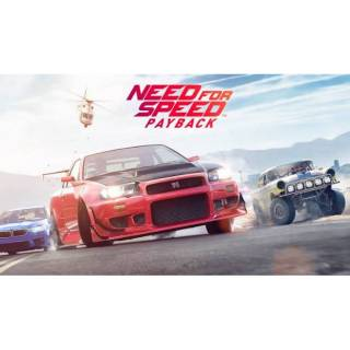 NEED FOR SPEED PAYBACK PC GAME(OFFLINE)