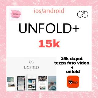 UNFOLD+ IOS & ANDROID