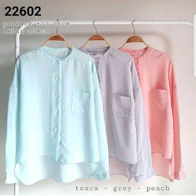 virna blouse