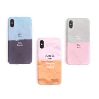 [Bayar COD] SOFTCASE TWO COLOR IPHONE OPPO F9 A5s A3s A71 F7 F5 F1s A37 XIAOMI Redmi 5A 6A Note 5 S2