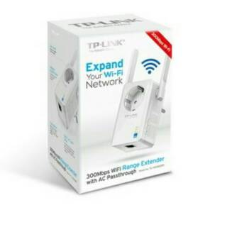 TP LINK TL-WA860RE 300Mbps Wireless N Range Extender