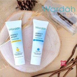 BPOM - Wardah Perfect Bright Moisturizer 20 ml / SPF28 & Normal Skin / SYE MART