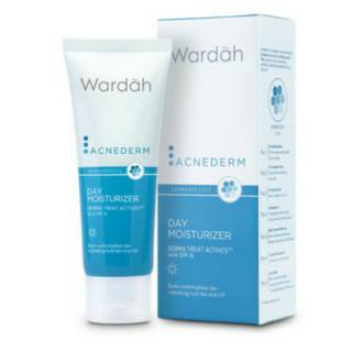 Wardah acnederm day cream Moisturizer