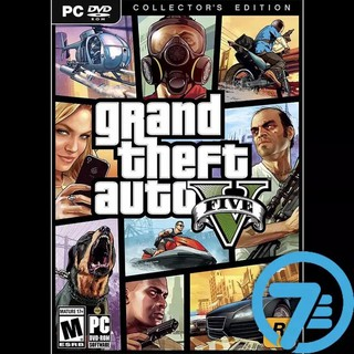 GTA V & Update v1.41 - NEW Version - Grand Theft Auto 5 - game PC Murah