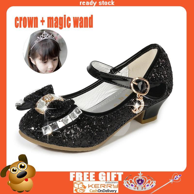 Fashion Sandal Anak Perempuan Baru Gaya Barat Sepatu Princess