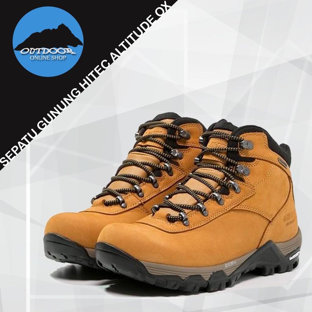 Sepatu Gunung Rei Karega Original  66553d0cd6