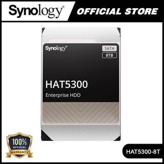 SYNOLOGY HAT5300 8TB - ENTERPRISE 3.5-inch SATA HDD