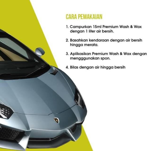 wash wax shampo mobil kendaraan khusus protection cat mobil motor-1