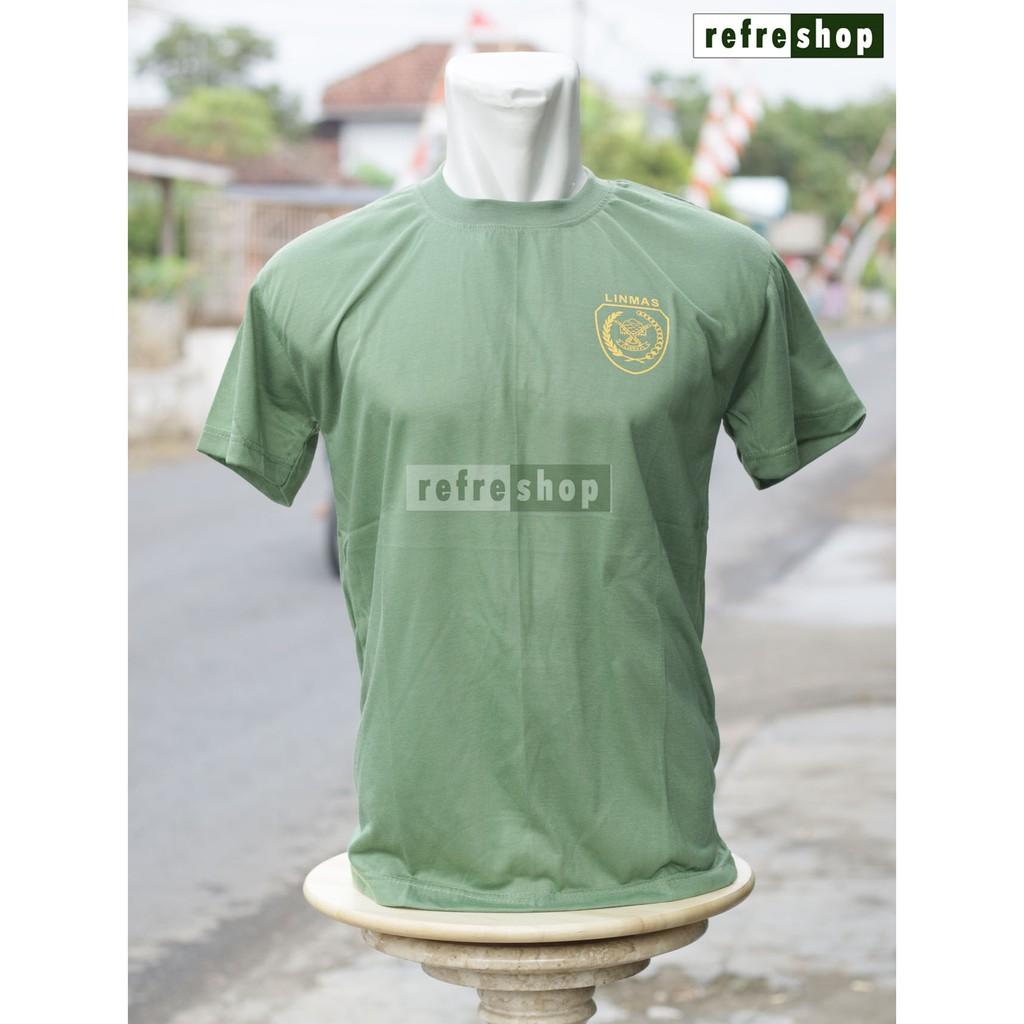 Kaos Tactical Army Adem Lembut Nyaman Cotton Tebal Militer TNI Polisi KTC0102DD Awet Berkualitas | Shopee