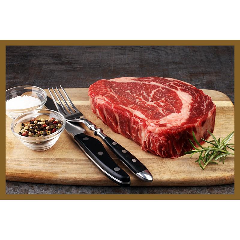 BANDUNG GRAB/GOJEK Wagyu Meat Steak Daging Wagyu Round Steak Tipis Tenderloin Meltique Beef Wagyu